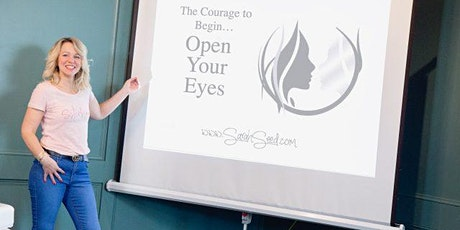 Open Your Eyes - Taster Session tickets