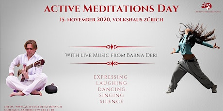 ACTIVE MEDITATIONS DAY tickets