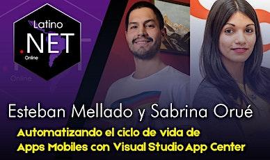 Latino .NET Online: El ciclo de vida de Apps Mobiles con VS AppCenter tickets
