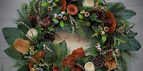 Natural Wreath Making @ Winter Arkade tickets