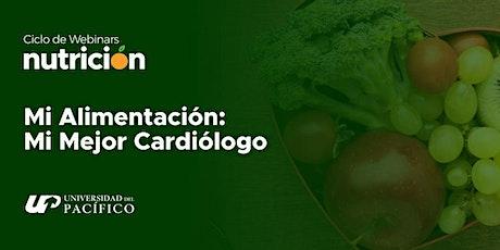 Mi Alimentación: Mi Mejor Cardiólogo boletos