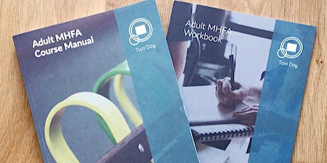 MHFA Two Day Mental Health First Aid Training Course tickets