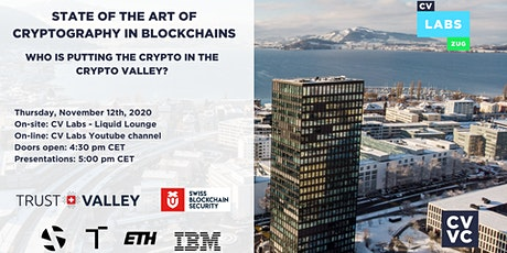 State of the Art of Cryptography in Blockchains tickets