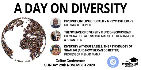 A Day on Diversity tickets