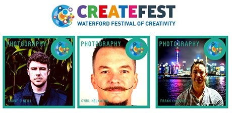 CreateFest 2020 - Photography Panel tickets