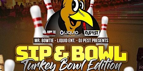 "Sip And Bowl AZ - NOV  "" Turkey Bowl Edition  "" tickets"