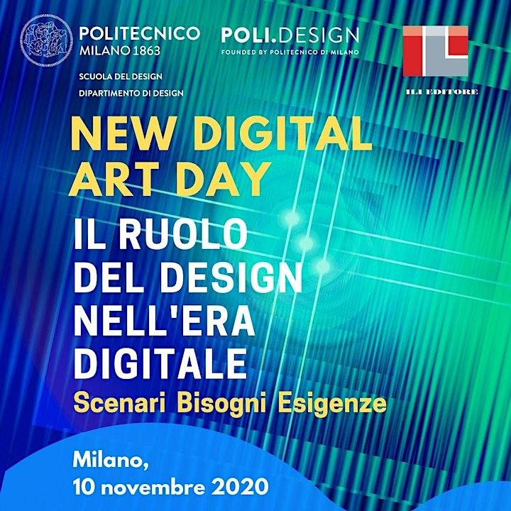 Immagine New Digital Art Day - Il ruolo del Design nell'Era Digitale
