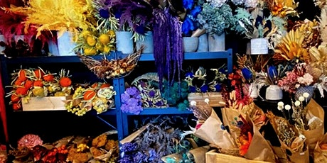 Dried Flower Workshop tickets