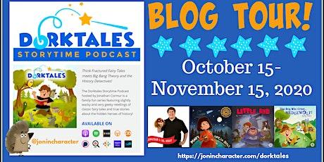 2020 Dorktales Storytime Podcast Blog Tour tickets