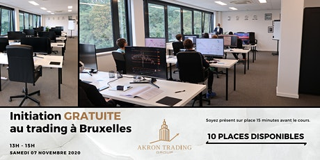 Initiation gratuite au trading avec Akron Trading Group tickets