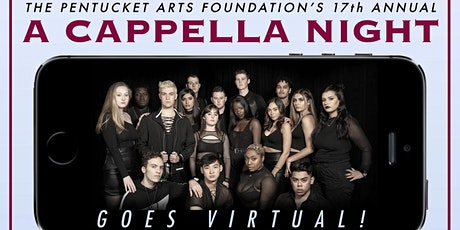 17th Annual A Cappella Night | ONLINE tickets