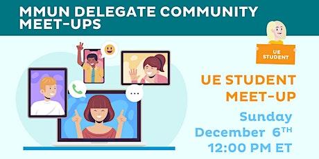 MMUN Delegate Community Meet-up (Upper Elementary Students) tickets