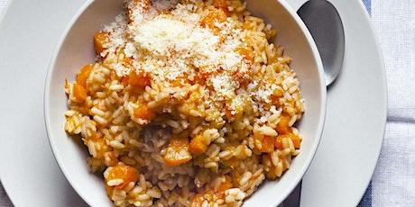 Seasonal Italian Fare - Online Cooking Class by Cozymeal™ tickets