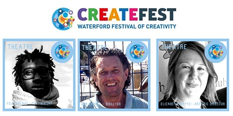 CreateFest 2020 - Theatre Panel billets
