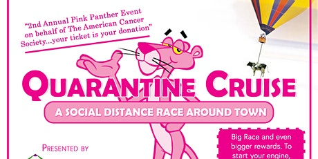 Quarantine Cruise: A Social Distance Race Around Town tickets
