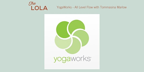 All Level Flow with Tommasina Marlow tickets
