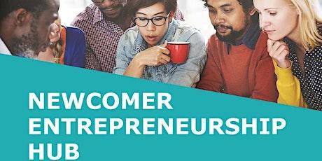 Introduction to Newcomer Entrepreneurship Hub entradas
