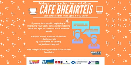 FnG: Cafe Bheairteis -  beginner / improver tickets