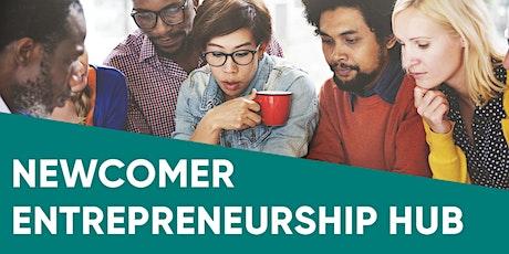 Newcomer Entrepreneurship Hub Program - January 2021