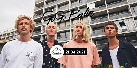 Go Go Berlin | Alternative Rock/ Pop Tickets
