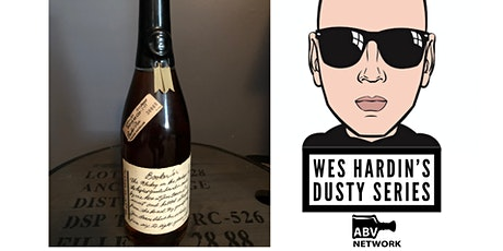 Wes Hardin's Dusty Series: 1988 Booker's (1st Commercial Batch!) SAMPLES! tickets