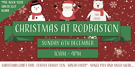 Meet Santa at Rodbaston Animal Zone tickets