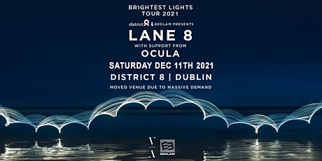 Lane 8 - Brightest Lights Tour - Dublin tickets