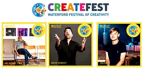 CreatFest 2020 - Music and Entertainment Panel tickets