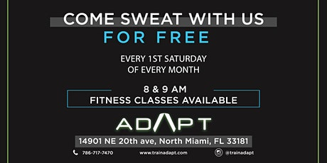 1st Saturday at ADAPT tickets