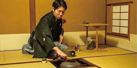 Japanese Samurai Tea Ceremony Practice - Nov. 2020 tickets