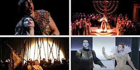 Personajes Históricos en la Ópera entradas