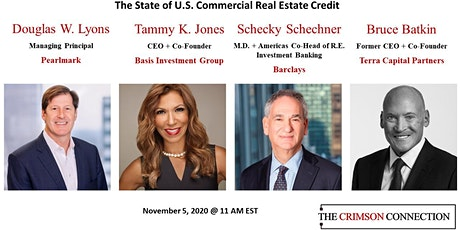 The State of U.S. Commercial Real Estate Credit During the Pandemic tickets