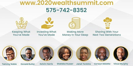 GENERATIONAL WEALTH SYMPOSIUM-The Virtual Experience