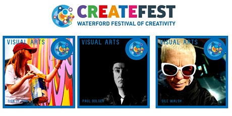 CreateFest 2020 - Visual Arts tickets