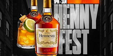 Henny Fest Black Friday