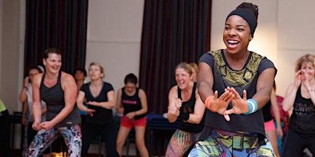 Uplifting Zumba Fitness! 6 weeks (1 class per week each MON) tickets
