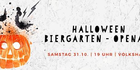 Halloween Biergarten Openair Tickets