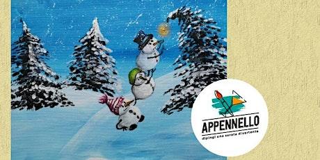 Como: Più pazzi di neve, un aperitivo Appennello biglietti