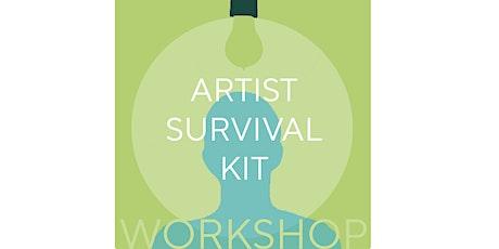Artist Survival Kit (ASK): Digital Presence for Artists tickets