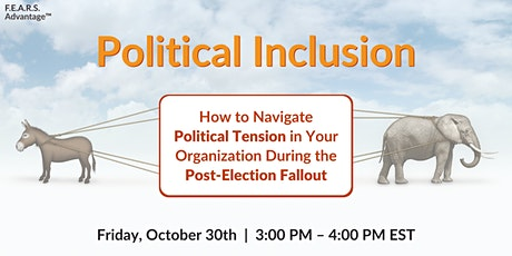 Political Inclusion tickets