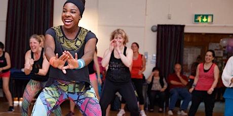 Uplifting Zumba Fitness! 6 weeks (1 class per week each WEDS) tickets