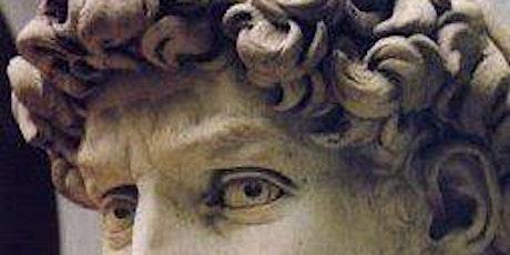 La storia del Davide Impossibile di Michelangelo biglietti