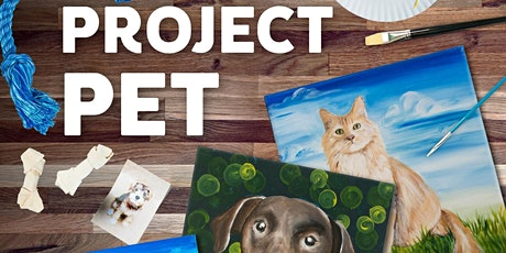 Project Pet Painting Class tickets