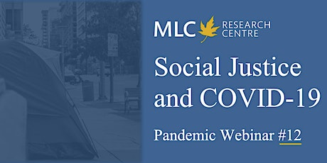 Pandemic: Social Justice and COVID-19 tickets