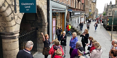 Outlander/Jacobite Walk of Edinburgh's Old Town tickets