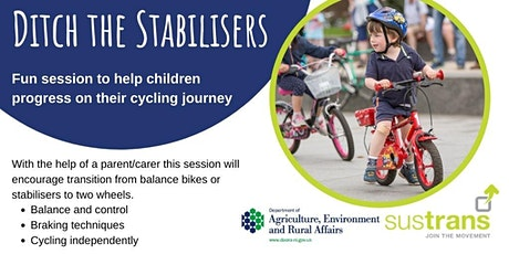 Ditch the Stabilisers - Belfast tickets