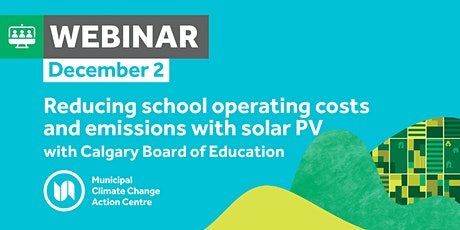 Reducing school operating costs and emissions with solar PV tickets