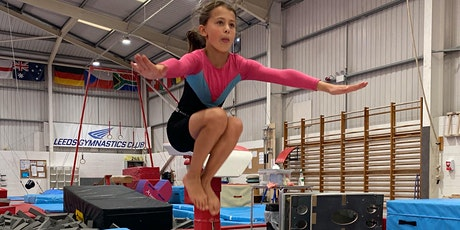 Home Educating Gymnastics OPEN DAY tickets