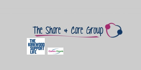 The Kirkwood Support Share and Care Group 17th November 14:00 – 15:30 tickets