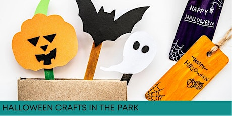 Halloween Crafts In The Park tickets